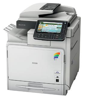 Mp c307 color laser multifunction printer | ricoh usa.
