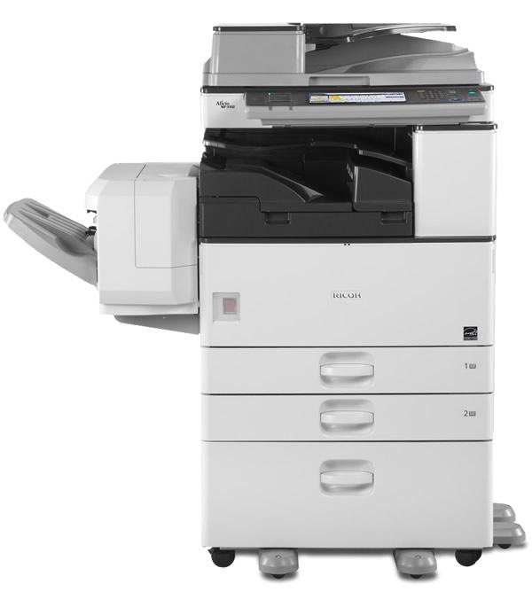 Ricoh printer Lanier PCL Drivers Windows 7